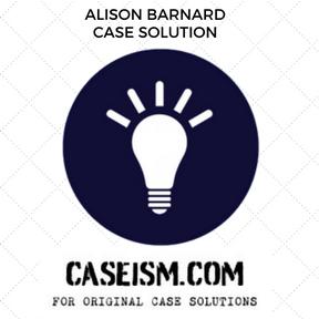 alison barnard case study