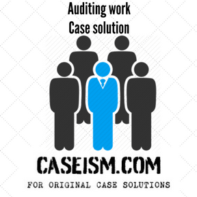 how audit works case study of The iia's fundamentals of the audit process in the public sector course addresses the role of the public sector case studies, group discussions work papers.