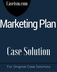Marketing Plan Case Solution