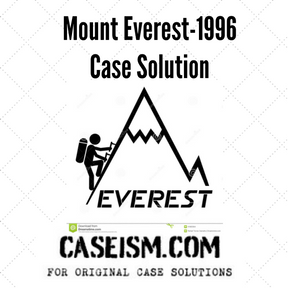 mr everest case analysis Pivotal study of a percutaneous mitral valve repair system the everest ii high risk registry (hrr) study is a prospective a confirmed case of mv stenosis.