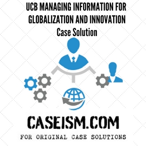 Ucb managing information for globalization