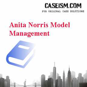 Anita Norris Model Management Case Solution