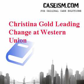 christina gold