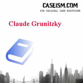 Claude Grunitzky Case Solution