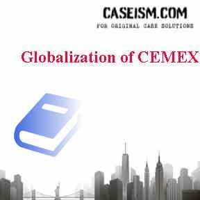 Cemex case study hbs alumni