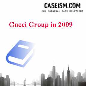 "hbs case study gucci group nv Gucci group that is owned by ppr  ""they're a fantastic case study in terms of how they manage to get  the diffusion line of prada group nv's."