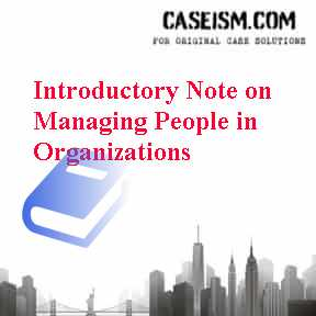 managing people in organizations Buy managing people and organizations in changing contexts 1 by graeme  martin (isbn: 9780750680004) from amazon's book store everyday low prices.
