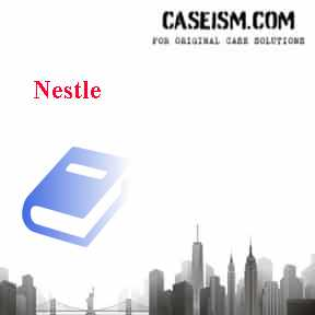 nestle harvard case study Custom nestle sa: nutrition, health and wellness strategy harvard business (hbr) case study analysis & solution for $11 strategy & execution case study assignment.