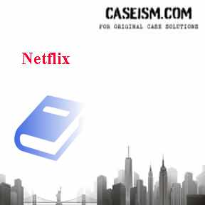 Netflix Case Solution