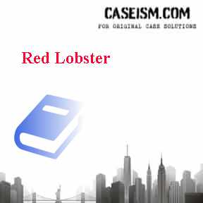 Red Lobster Case Solution