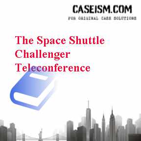 space shuttle challenger case study - photo #17