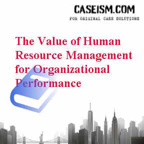 case study in human resource management with solution Stargarden's hr solutions have been solving human resources problems in  various industries  case studies  managing an evolving unionized workforce.