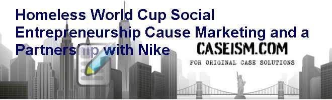 marketing spotlight nike case study answers Case study can very effectively be used to debate on what can be the unique marketing this case delves into the critical success factors of the industry and the factors that gave a few players market leadership in this industry to create a competitive edge brands – will it work nike, one of the leading brands of athletic.