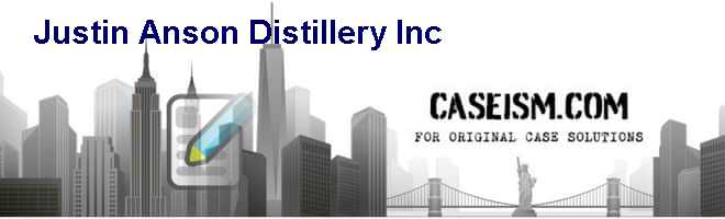 justin anson distillery National distilleries corp an ma negotiation role play general instructions hbr case solution & harvard case analysis the elemental reason of compensation is to deliver an sufficient reward method for workers so that they feel valued.