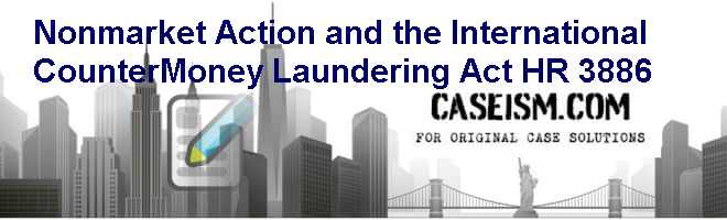 study on the problem of money laundering money laundering is a crucial step in the success of drug trafficking and terrorist activities, not to mention white collar crime, and there are countless organizations trying to get a handle on the problem.