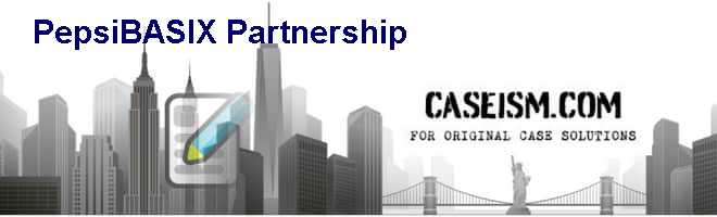 Pepsi-BASIX Partnership Case Solution and Analysis, HBS Case Study